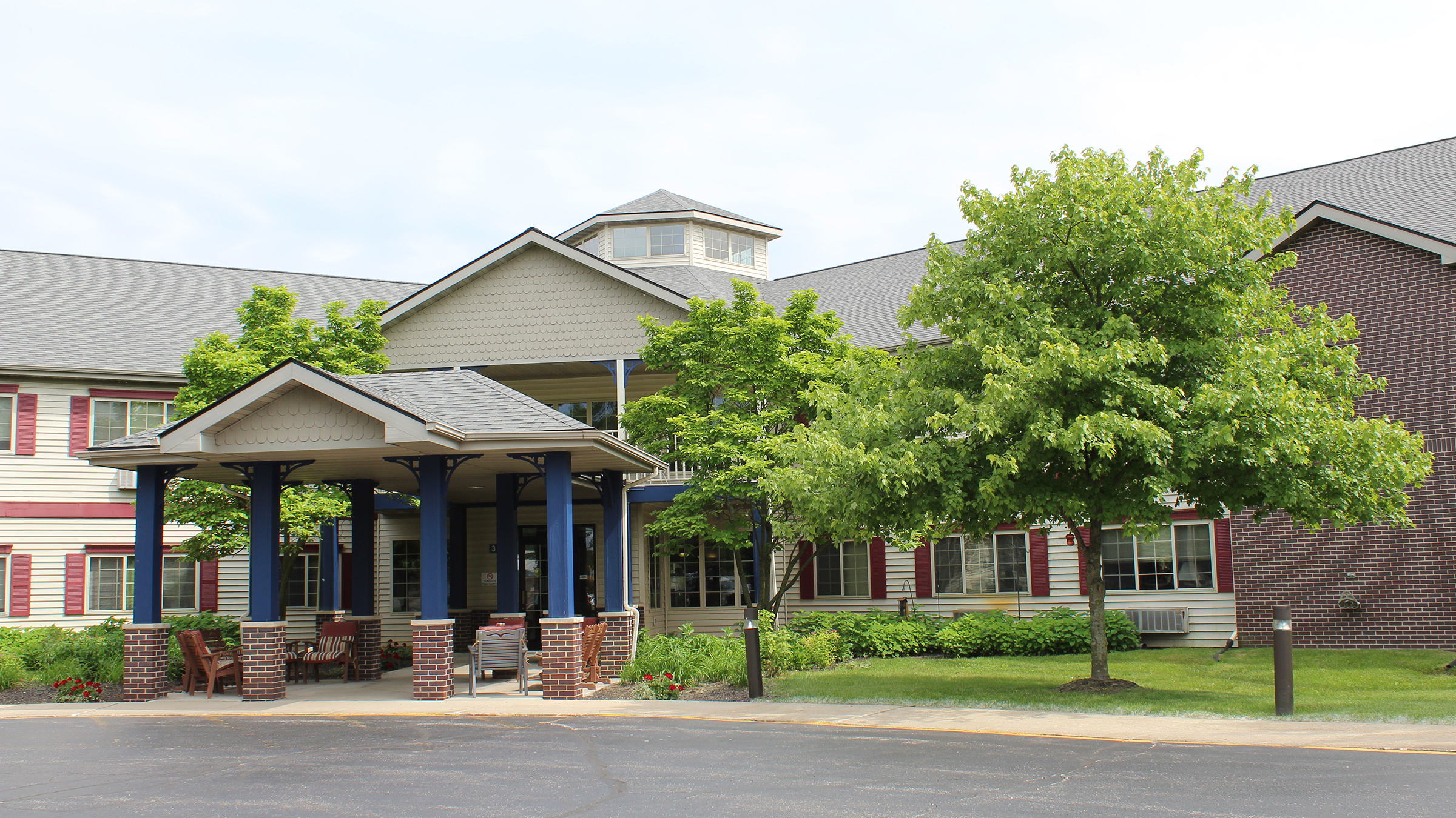 Miller's Senior Living in Portage Indiana